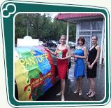 Brand Promotion Group - рекламное агентство Челябинск Промо-акция водки «Pantoff»