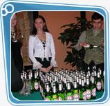 Brand Promotion Group - рекламное агентство Челябинск Промоушен-акция «Beck's мерседес»